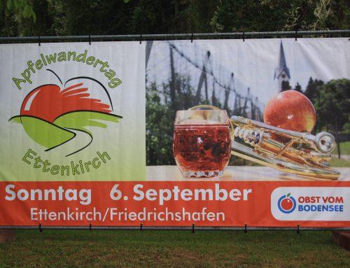 Obsthof Bernhard in Ettenkirchen – Apfelwandertag und Bodensee-Apfelsaisoneröffnung 2015/16